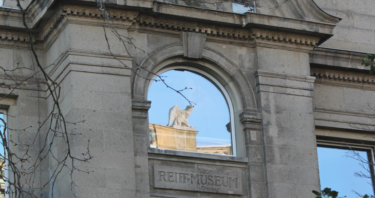 Facade of the Reiff Museum